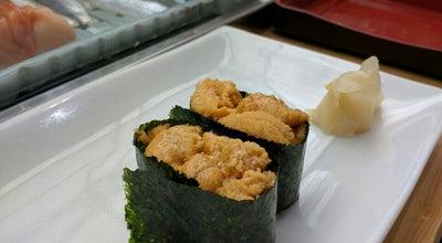 Photo of Sushi Restaurant 築地寿司清 伊勢丹京都店 (Tsukiji Sushi Sai) at 東塩小路町901, 京都市下京区, Japan