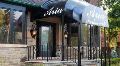 Photo of New American Restaurant Aria Bistro and Lounge at 485 Main St N, Brampton, ON l6x 1n8, Canada