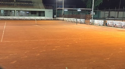Photo of Tennis Court LCC Tennis Section at Issac John Str, Ikeja, Nigeria