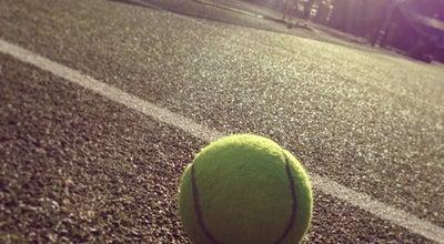 Photo of Tennis Court Tennis Parc Lafontaine at Ave. Émile-duployé, Montréal, QC H2L 3A8, Canada