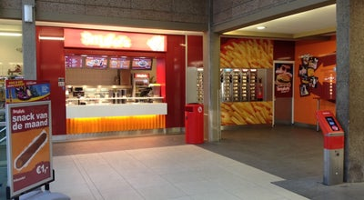 Photo of Snack Place Smullers at Station Zutphen, Zutphen, Netherlands