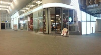 Photo of Coffee Shop Starbucks at Station Arnhem, Arnhem 6811 KK, Netherlands