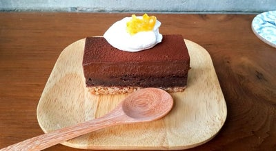 Photo of Bakery Brown Cafe' at 158 ต.ตลาดใหญ่ 83000, Thailand