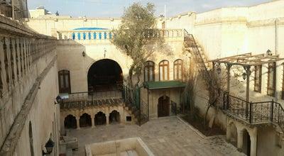 Photo of Hostel Elçi Konağı Butik Otel at Yeni Yol Mahallesi 1306. Sokak No:6 Eyyubiye, Sanliurfa 63300, Turkey