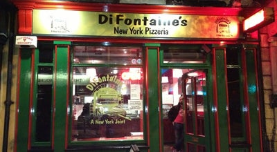 Photo of Pizza Place DiFontaines Pizza at 22 Parliament St, Dublin 2, Ireland