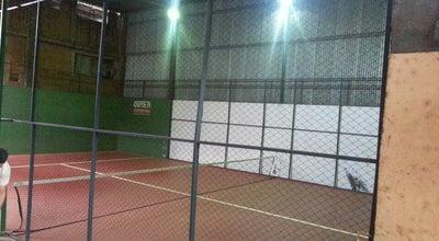 Photo of Tennis Court El Tunel Padel at Lomas Valentinas 955, Encarnacion 6000, Paraguay