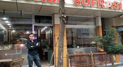 Photo of Diner Gönül Sofrası at Istanbul, Turkey