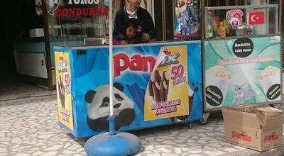 Photo of Ice Cream Shop Tek Tat Toros Dondurma at Namık Kemal Mahallesi, Karabük 78100, Turkey