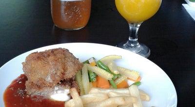 Photo of Cafe Tomodachi Café at Maxone Hotel Sukabumi at Jln Siliwangi, Sukabumi, West Java, Indonesia
