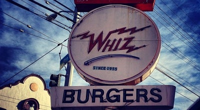 Photo of Restaurant Whiz Burgers Drive-in at 700 S Van Ness Ave, San Francisco, CA 94110, United States