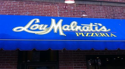 Photo of Pizza Place Lou Malnati's Pizzeria at 958-56 W Wrightwood Ave, Chicago, IL 60614, United States