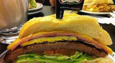 Photo of Sandwich Place Hocca Bar at Mooca Plaza Shopping, São Paulo 03126-007, Brazil