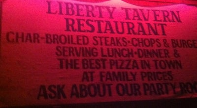 Photo of Dive Bar Liberty Tavern at 633 King George Rd, Fords, NJ 08863, United States