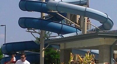 Photo of Water Park Frances Meadows Aquatic Center at Gainesville, GA 30501, United States