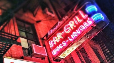 Photo of Restaurant Montero's Bar and Grill at 73 Atlantic Ave, Brooklyn, NY 11201, United States