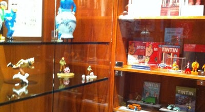 Photo of Toy / Game Store Boutique Tintin at Heuvelstraat 13 Rue De La Colline, Brussels 1000, Belgium