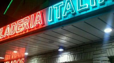 Photo of Ice Cream Shop Italia at Córdoba 2460, Mar del Plata, Argentina