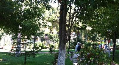 Photo of Park Gazi Park at Samsun, Turkey