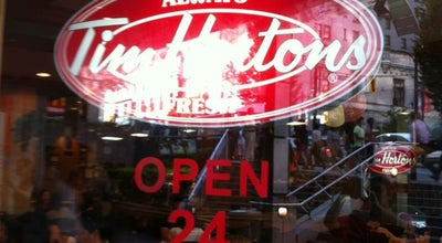 Photo of Bakery Tim Hortons at 600-668 Burrard St, Vancouver, BC V6C 3A8, Canada
