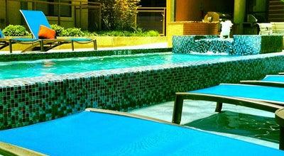 Photo of Pool Terrace Luxury Pool Savoye 2 at 3900 Vitruvian Way, Addison, TX 75001, United States