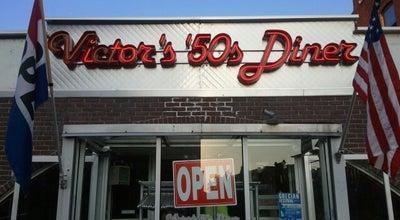 Photo of Diner Victor's 50's Diner at 19 Washington St, Hudson, MA 01749, United States