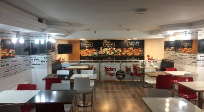 Photo of Pizza Place Tadım Pizza at Izzet Baysal Caddesi, Bolu 14100, Turkey