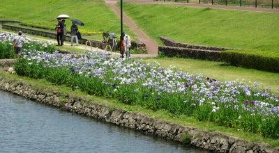Photo of Trail 葛西用水 at 稲荷4, 草加市 340-0003, Japan