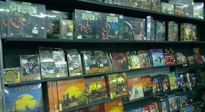 Photo of Toy / Game Store Kaburi Rol & Games at Pg. De Sant Joan, 11, Barcelona 08010, Spain