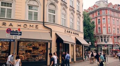 Photo of Furniture / Home Store Zara Home at Fürstenfelder Str. 13, München 80331, Germany