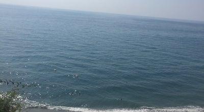 Photo of Beach Playa Carabeo at Nerja, Spain
