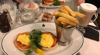 Photo of Bistro The Ivy Cafe at 96 Marylebone Lane, London W1U 2QA, United Kingdom