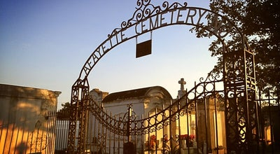 Photo of Cemetery Lafayette Cemetery No. 1 at 1400 Washington Ave., New Orleans, LA 70115, United States