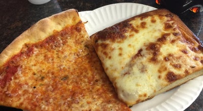 Photo of Pizza Place Park Avenue Pizza Cafe at 4910 Park Ave, Weehawken, NJ 07086, United States
