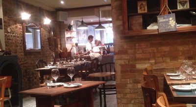 Photo of French Restaurant Blanchette at 9 D'arblay Street, London W1F 8DR, United Kingdom