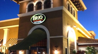 Photo of Italian Restaurant Brio Tuscan Grille at 14576 Sw 5th St, Pembroke Pines, FL 33027, United States