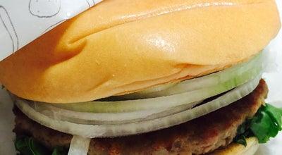 Photo of Burger Joint モスバーガー ファクトリーフレスタ横川店 at 西区横川町3-2-36, 広島市 733-0011, Japan