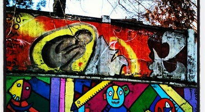 Photo of Public Art Branimirova Graffiti Hall of Fame at Kneza Branimira, Zagreb 10000, Croatia