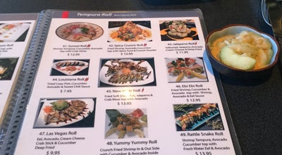 Photo of Sushi Restaurant Ahoyama Sushi at 304 Grapevine Hwy, Hurst, TX 76054, United States