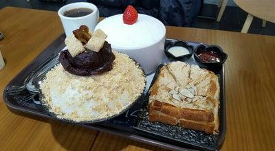 Photo of Cafe 설빙 (상남동) at South Korea