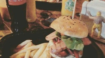 Photo of Burger Joint La Esquina Ruda at Zaragoza 121, León, Mexico