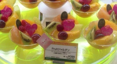 Photo of Dessert Shop タカノフルーツパーラー 新宿本店 at 新宿3-26-11, 新宿区 160-0022, Japan