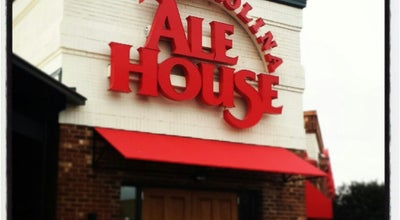 Photo of American Restaurant Carolina Ale House at 150 Hanes Mall Cir, Winston Salem, NC 27103, United States