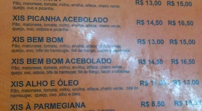 Photo of Burger Joint Bem Bom Lanches at Av Sebastião Amoreti, Taquara 95600-000, Brazil