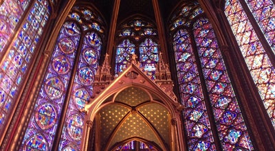 Photo of Monument / Landmark Sainte-Chapelle at 8 Boulevard Du Palais,, Paris 75001, France