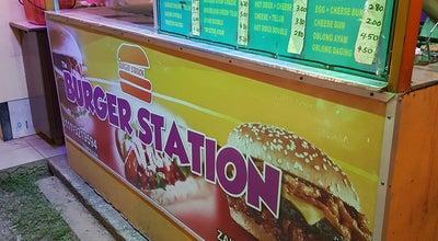 Photo of Burger Joint Burger Station at Bandar Darulaman, Jitra 06000, Malaysia
