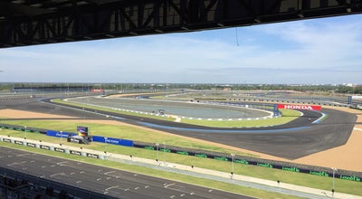 Photo of Racetrack Chang International Circuit (ช้าง อินเตอร์เนชันแนล เซอร์กิต) at 444/5 Moo 15 Buri Ram-pra Khonchai Rd, Mueang Buri Ram, Changwat Buriram 31000, Thailand