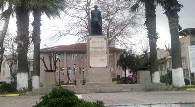 Photo of Monument / Landmark Mütareke Anıtı at Mütareke Mh. Fevzi Paşa Cd., Mudanya, Turkey
