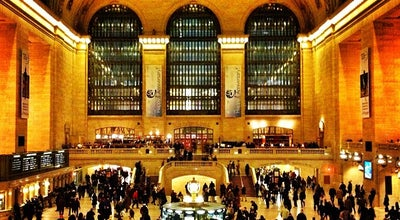 Photo of Train Station Grand Central Terminal at 87 E 42nd St, New York, NY 10017, United States