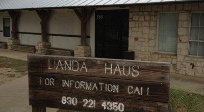 Photo of Historic Site Landa Haus at Landa Park Offices, New Braunfels, TX 78130, United States