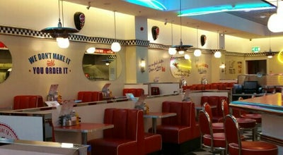 Photo of Diner Ed's Easy Diner at Crawley RH10 1FP, United Kingdom